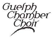 Guelph Chamber Choir Logo